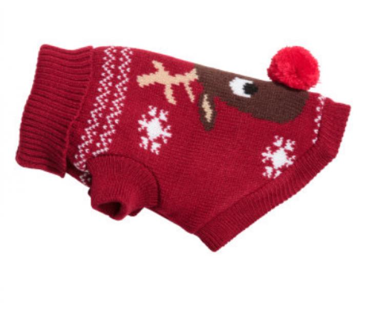 Kersttrui Hond.H M Verkoopt De Allermooiste Kersttruien Voor Je Hond