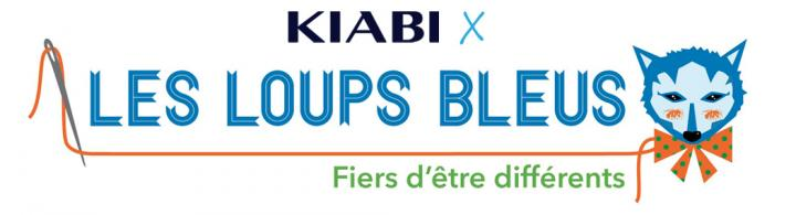 Kiabi x Les Loups Bleus
