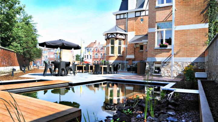 Hotels in Hasselt: villa Saporis
