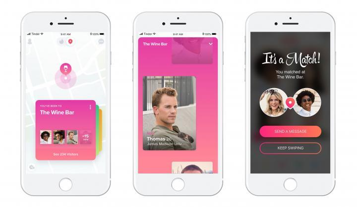 dating app vrienden