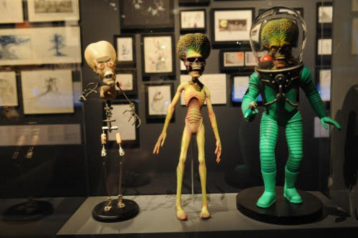 Une Exposition Tim Burton Debarque En Belgique