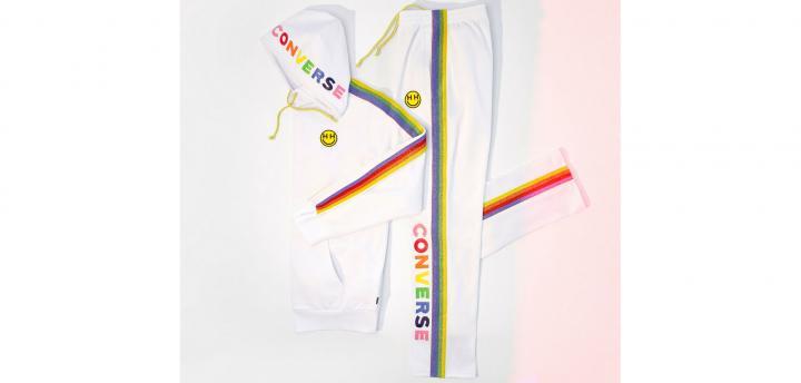 37c63373a80ad Les bénéfices des ventes seront en effet reversés à des associations  partenaires de la cause LGBTQ telles que Happy Hippie Foundation