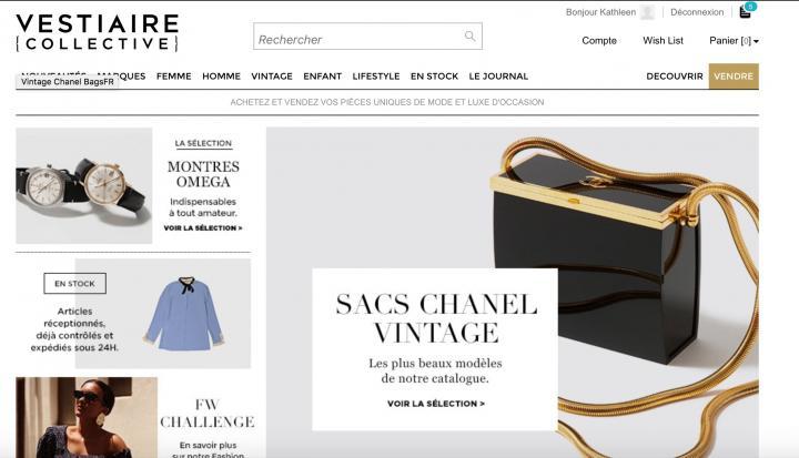 3b1bdb35be Talons Valentino, sac Chanel ou encore lunettes de soleil Dior: même à prix  réduits, on ne sait pas acheter tout ce qu'on voudrait, mais ça ne coûte  rien de ...