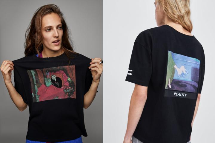 39dd01a45d9957 WANT  deze T-shirts van Zara zijn een must have voor Disneylovers ...