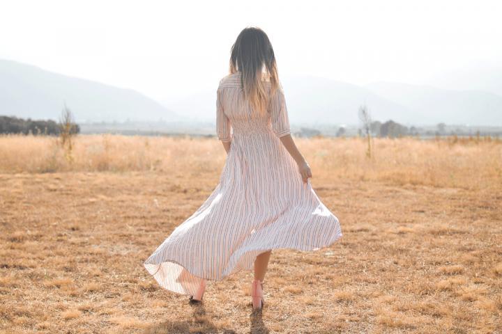 3596ccfc2bc8f8 MUST HAVE  dit spotgoedkope jurkje van Primark verovert Instagram