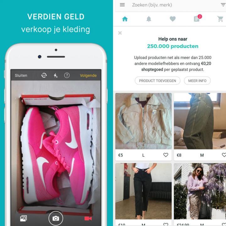 61e3d03a4c5 5 van de beste apps om tweedehands spullen te kopen en verkopen