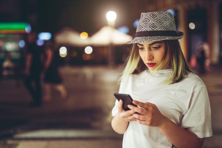 online gesprek