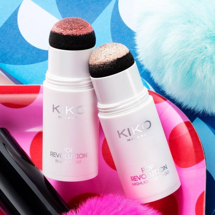 Calendrier De Lavent Kiko 2019.Kiko Lance Pop Revolution Une Nouvelle Collection Au Look Retro