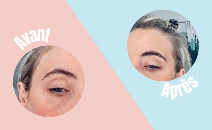 Beauty Lab test mascara perfecteur Brow Artist L'oréal DR Flair