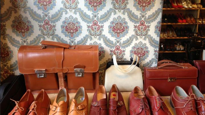 De 3 mooiste vintage-winkels in Antwerpen