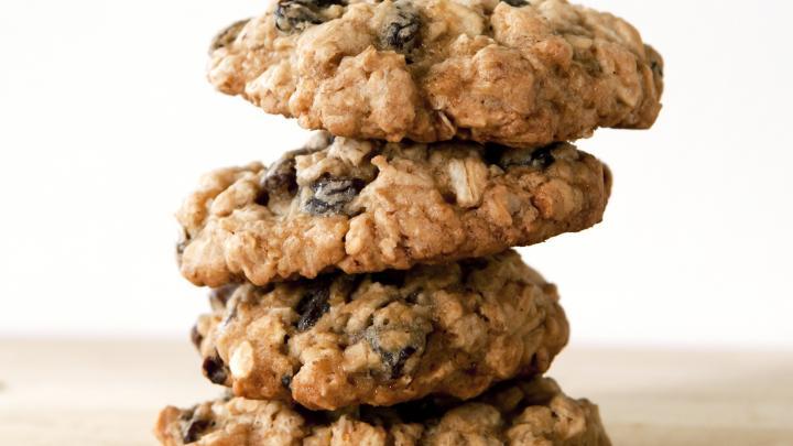 caloriearme koekjes bakken