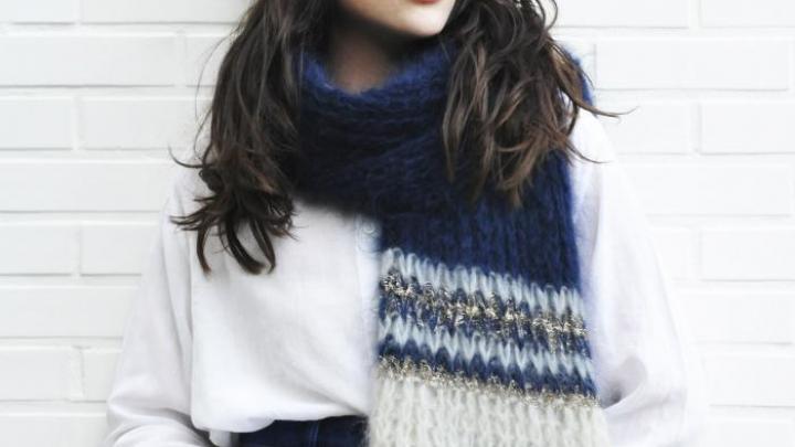 292a013297f0 Les plus belles écharpes de la saison - Gael.be