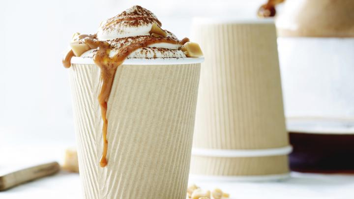 Latte gourmand