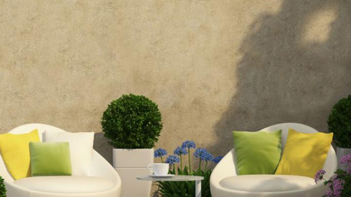 Inspiratie: gezellige lounge in de tuin
