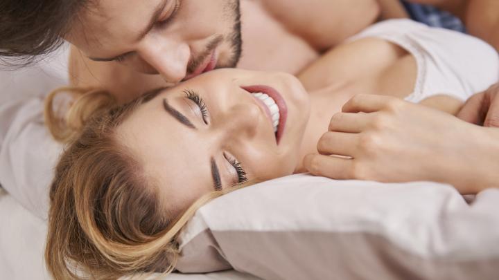 Seks na koppels Massage