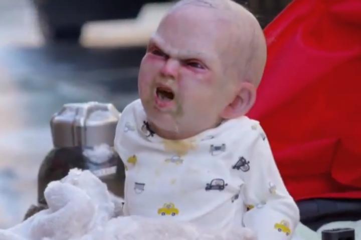 stuipjes bij baby