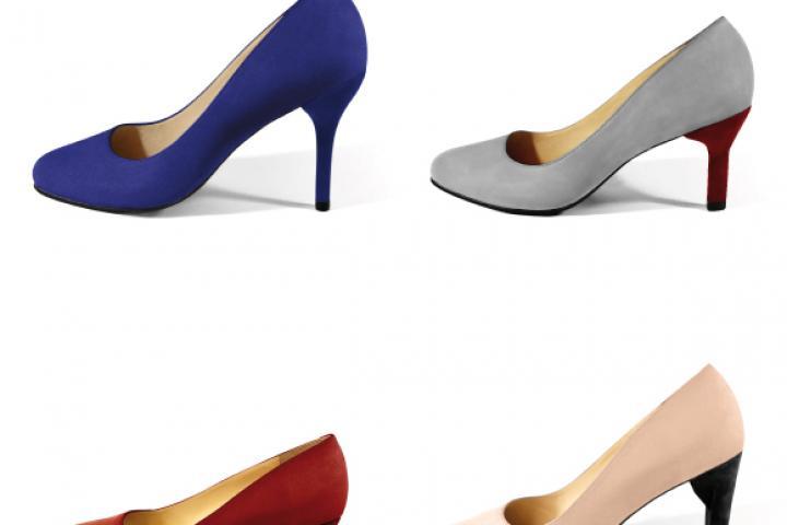 69280cb402a Les premières chaussures à talons amovibles