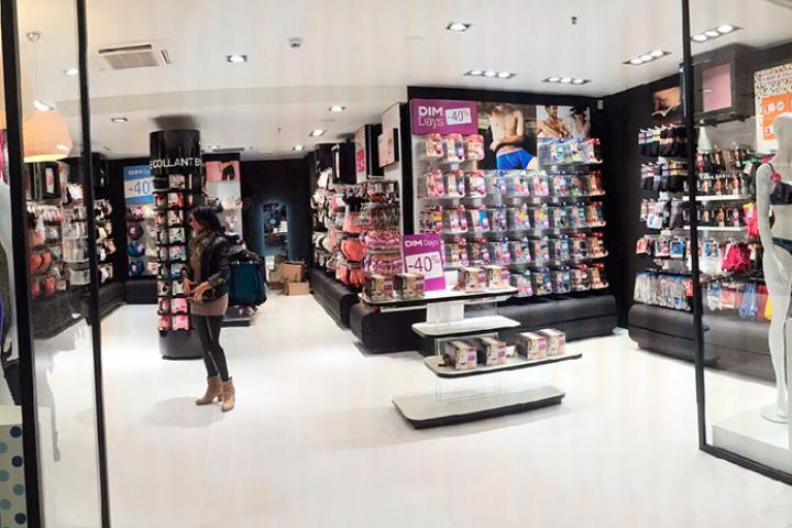 DIM a ouvert sa première boutique de Belgique db398461be3b