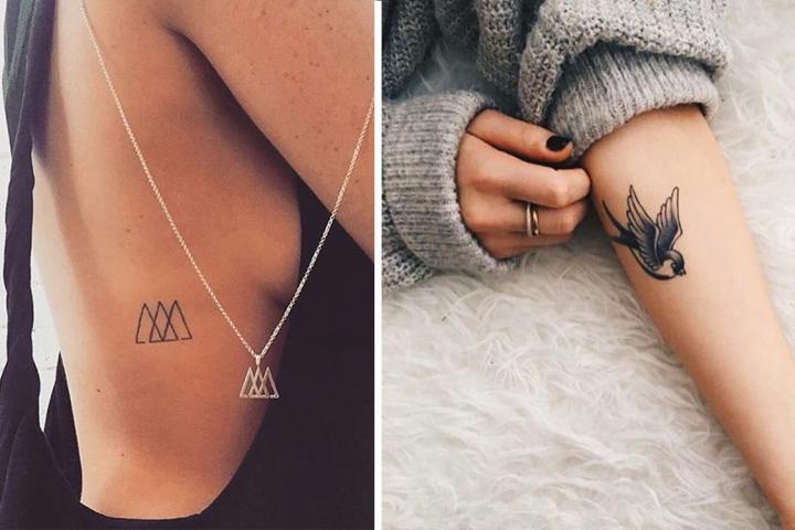voir des tatouages