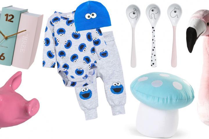 Beroemd 28 snoezige cadeaus voor een babyshower @TG59