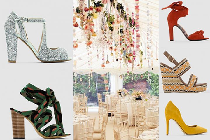 schoenen voor trouwfeest