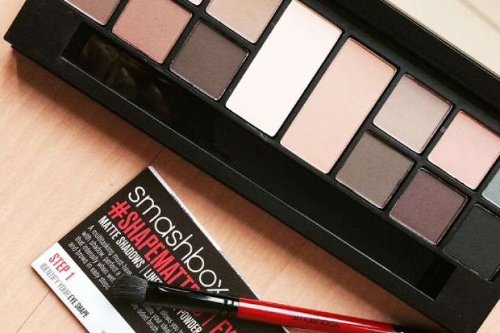 Tried Tested Het Photo Matte Eyes Palette Van Smashbox