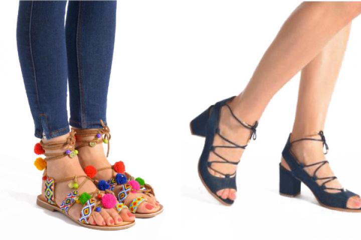 c8a13523e5a Une rentrée tendance  Pas sans chaussures à lacets!
