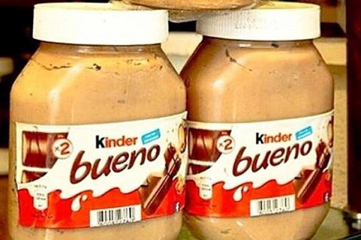Kinder Bueno Pasta