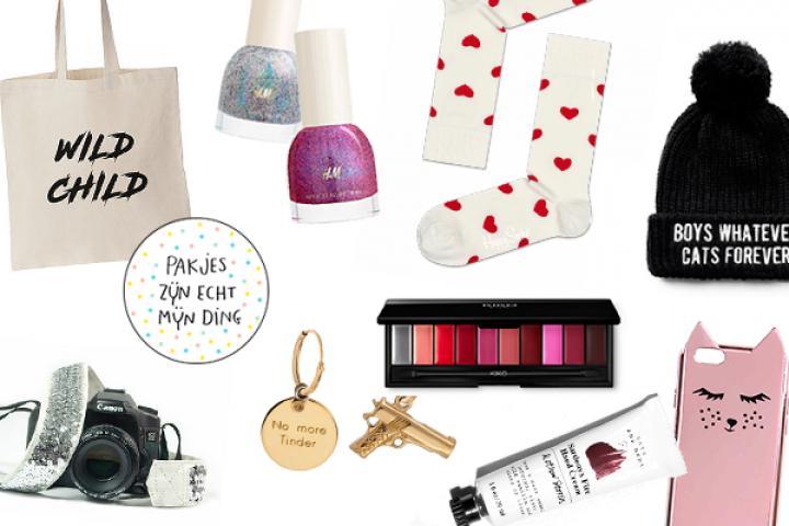 top 10 cadeaus vriendin