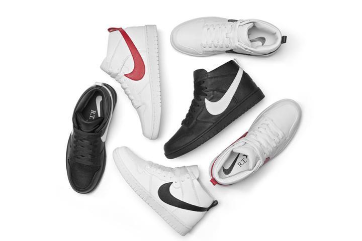 quality design fecaf 9c8b0 FASHION ALERT  La NikeLab Dunk Lux Chukka x RT est notre nouvelle obsession