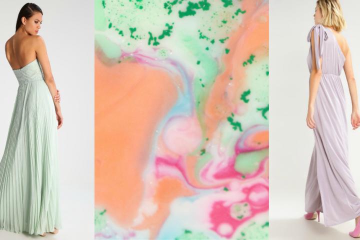 Robes Mariage Pastel11 De Délicatesse En Nimbées u3KlF1JcT