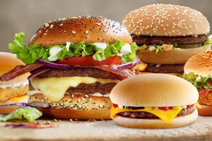 Mcdo Voici Les 5 Burgers Les Plus Caloriques Contre Les 5 Plus Lights