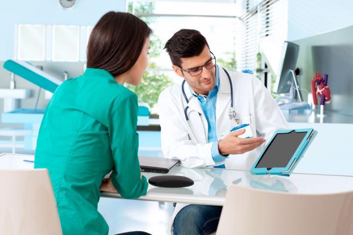 wat doet de gynaecoloog