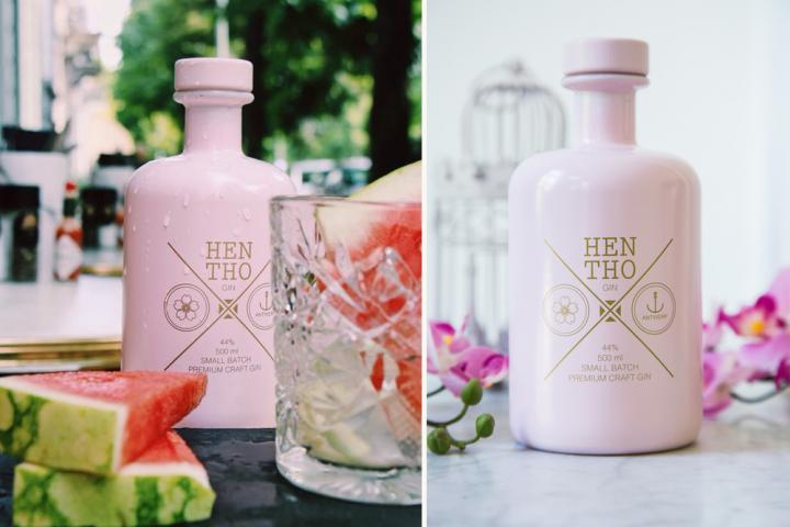 HenTho Pink Gin