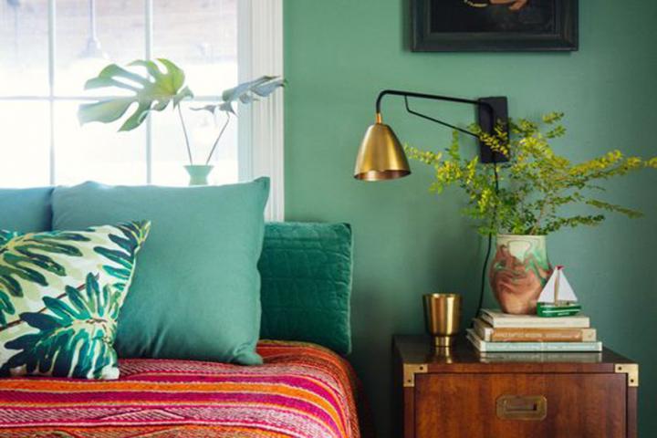 Zien dit zijn de beste kleuren voor elke kamer in je woning