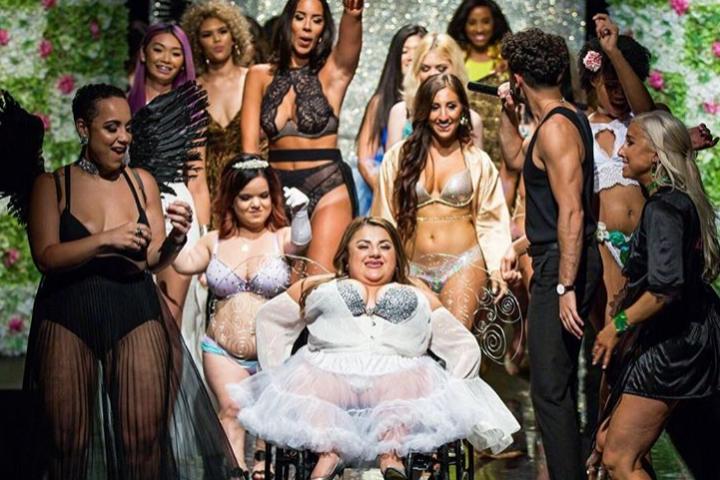 b0da222bce Ce défilé anti-Victoria's Secret prouve que toutes les femmes peuvent être  des anges