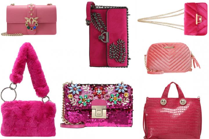 1094e7a518 #Wanted: un sac à main rose flash
