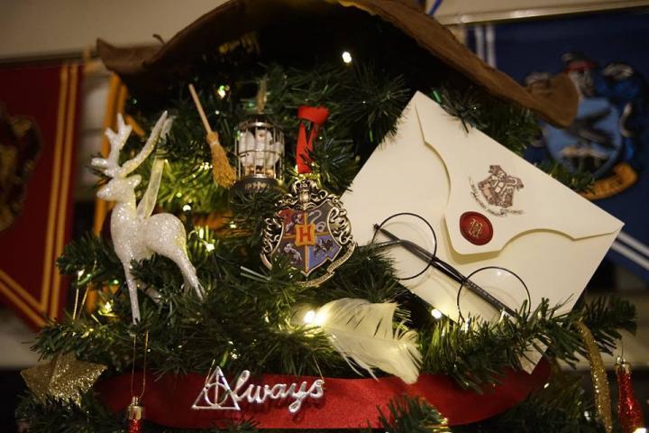 Si Noël n\u0027est pas encore là, on rêve déjà de décorer notre sapin. Pour  changer des traditionnelles boules dorées et des guirlandes dont on se  lasse chaque