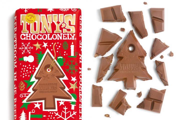 Tony's Chocolonely kerstreep