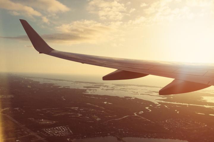 Vliegtuig WOW air