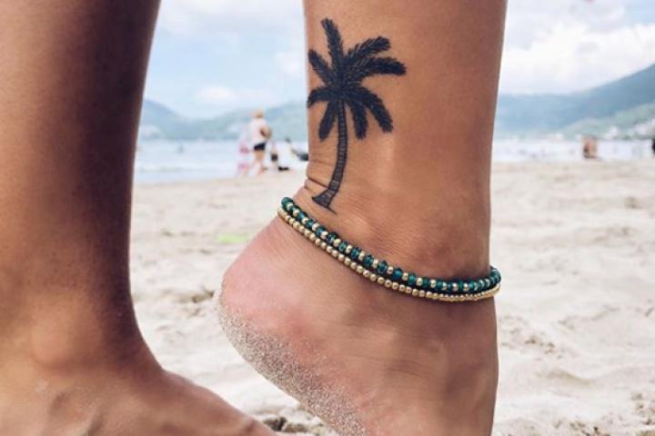 De Allermooiste Tattoos Voor Op Je Enkel