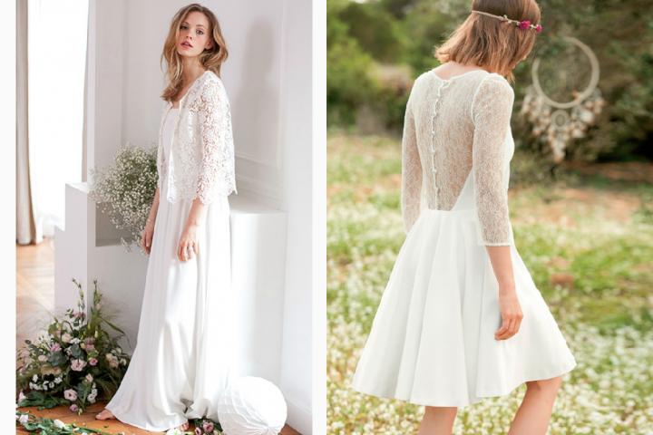553cc677464 Alerte  robes de mariée sublimes repérées dans la rubrique