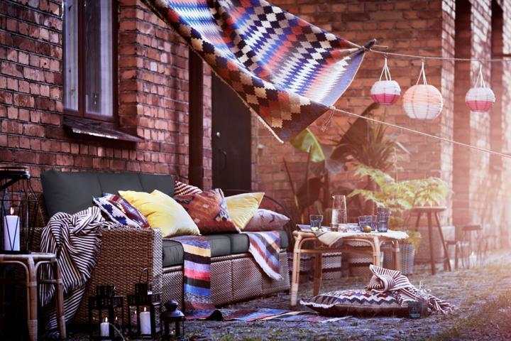 Ikea Meubels Veranderen : De nieuwe zomercollectie van ikea doet ons nog harder verlangen naar