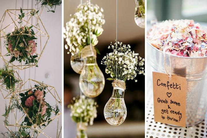 Bruiloft decoratie ideeën voor de buitenlucht 🔧🔧 tips voor home
