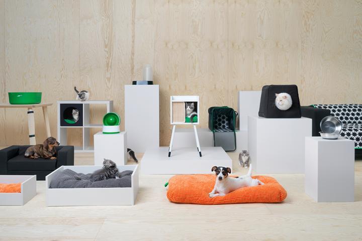 Oranje Kussens Ikea : Eindelijk: de huisdierencollectie van ikea ligt vanaf nu in de rekken