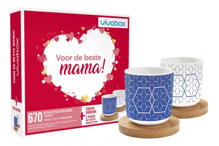 Iets Nieuws WIN: een Vivabox 'Voor de beste mama!' t.w.v. € 49,90 #FQ79