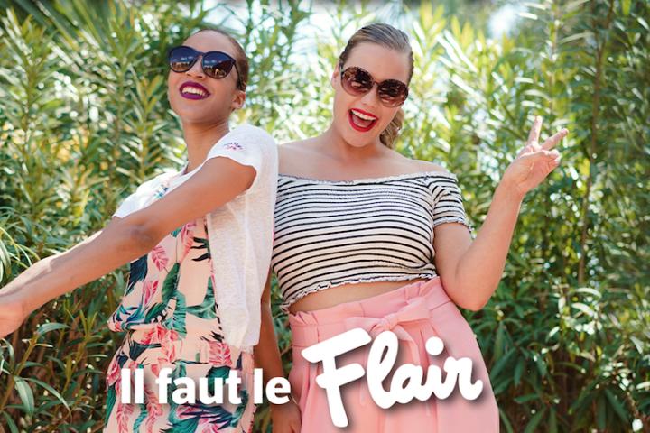 070c6f82b675d Cette semaine avec Flair  une paire de lunettes de soleil pour 3