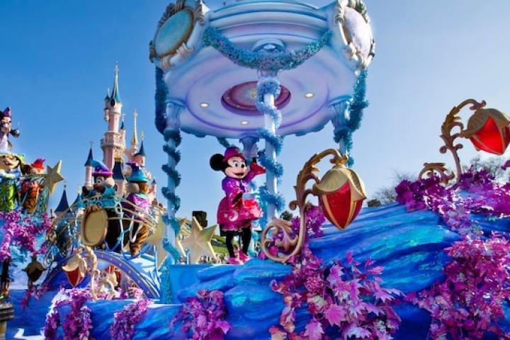 Disneyland Paris ouvre un grand casting pour sa parade