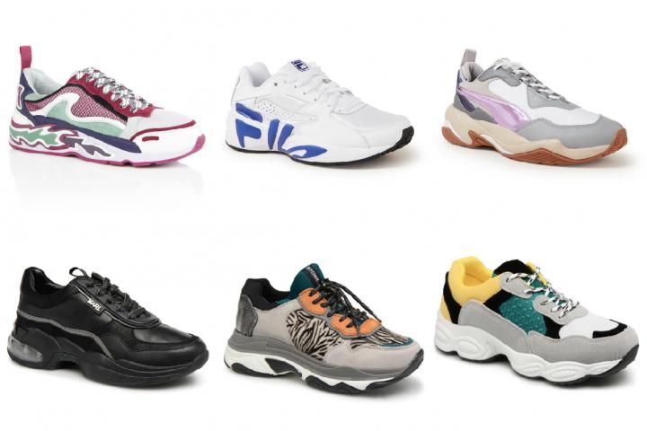 114f29a50 Comment les dad sneakers sont devenues les 'it' shoes du moment