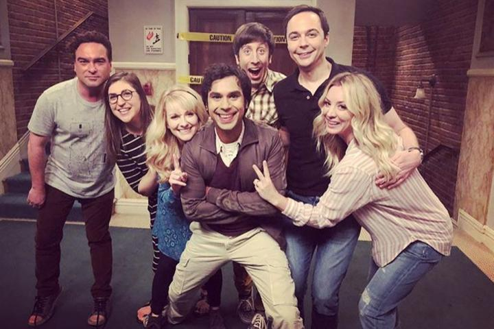 Acteurs Reageren Emotioneel Op Einde Van The Big Bang Theory